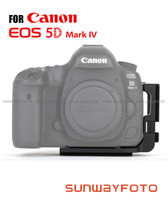 Sunwayfoto PCL-5DIV Canon 5D Mark IV 專用L型快拆板