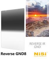 NiSi 耐司 Nano IR 100mm Reverse GND8 / 0.9 / 3-Stops 漸變灰濾鏡