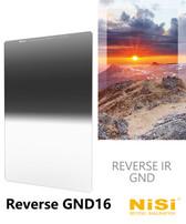 NiSi 耐司 Nano IR 100mm Reverse GND16 / 1.2 / 4-Stops 漸變灰濾鏡