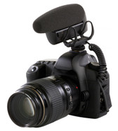Shure VP83 LensHopper Camera-Mount Condenser Microphone 型指向麥克風