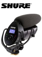 Shure VP83F LensHopper Camera-Mount Condenser Microphone 型指向麥克風