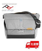 "Peak Design Everyday Messenger 15"" ASH 淺灰色攝影袋"