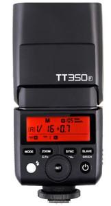 Godox 神牛 TT350F TTL Fujifilm 富士 X-Pro X-T 機頂閃光燈