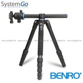 Benro 百諾 GoTravel GA168TB1 鋁合金腳架套裝