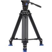 Benro 百諾 BV4  Video Tripod 雙管攝錄腳架連液壓雲台