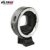 Viltrox電子轉接環EF-NEX IV (EF鏡頭轉Sony A9 A72全片幅相機)
