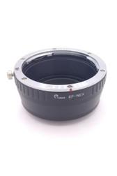 Pixco EF-NEX Canon EF to Sony E Mount 手動轉接環