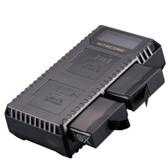 Nitecore UGP5 Gopro5/6 USB 雙位電池充電座