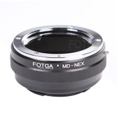 Fotga MD-NEX Minolta MD to Sony E Mount 鏡頭轉接環