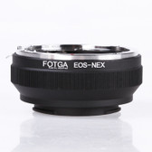 Fotga EF-Nex Eos to Sony E Mount 手動轉接環