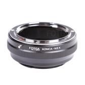 Fotga Konica-Nex Konica to Sony E Mount 手動轉接環