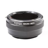 Fotga AI-Nex Nikon to Sony E Mount 手動轉接環