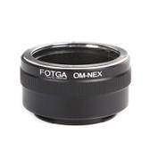 Fotga OM-Nex Olympus to Sony E Mount 手動轉接環