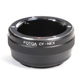 Fotga CY-Nex Contax to Sony E Mount 手動轉接環