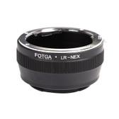 Fotga LR-Nex Leica R to Sony E Mount 手動轉接環