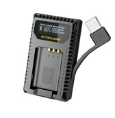 Nitecore USN2 Sony NP-BX1 Rx100 USB 雙位電池充電座