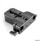 SmallRig Baseplate with Dual 15mm Rod Clamp 1674 快裝板底座