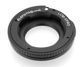 Elefoto LM-FX 手動微距拍攝神力轉接環