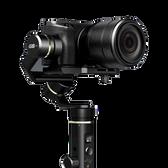 Feiyu Tech 飛宇 G6+ Plus 斜角版 無反電話GoPro穩定器 (一年免費保養)