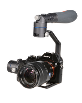 Benro 百諾 RedDog R1 相機三軸穩定器 (一年免費保養)