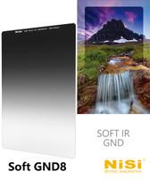 NiSi 耐司 Nano IR 150x170mm Soft GND8 / 0.9 / 3-Stops 漸變灰濾鏡