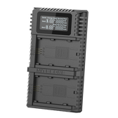 Nitecore USN4 Pro Sony NP-FZ100 A7III , A9 USB 雙位電池充電座