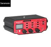 SARAMONIC SR-AX107 XLR 機上型混音器