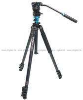Benro百諾A1573FS2鋁合金攝錄腳架連雲台套裝