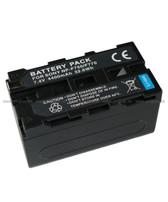 副廠Sony NP-F750 NP-F770 4400mAh 攝錄補光燈專用鋰電池