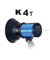 Cononmark高能K4T無線TTL高速同步400W閃光燈外拍燈