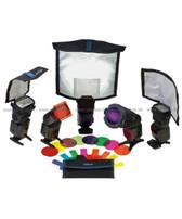 Rogue Master Lighting Kit 閃光燈配件精選套裝