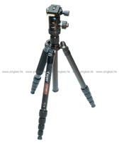 Cayer 卡宴 CT1550X1 碳纖維三腳架連雲台套裝(可拆獨腳架)