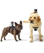 副廠Gopro Hero專用兩用狗背帶/胸前帶