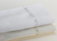 600 TC 100% Organic Egyptian Cotton Corded