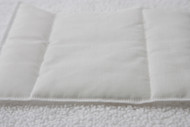 Cotton Fitted Mattress Pad Fabric