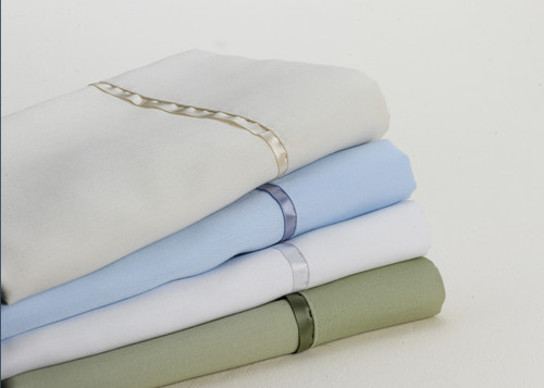 350 Thread Count Pillow Cases Trimmed