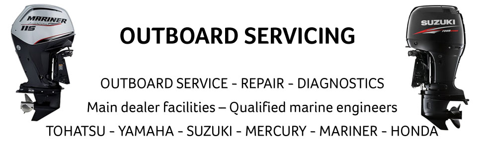 Rib - inflatable boat & outboard parts, repair & service centre