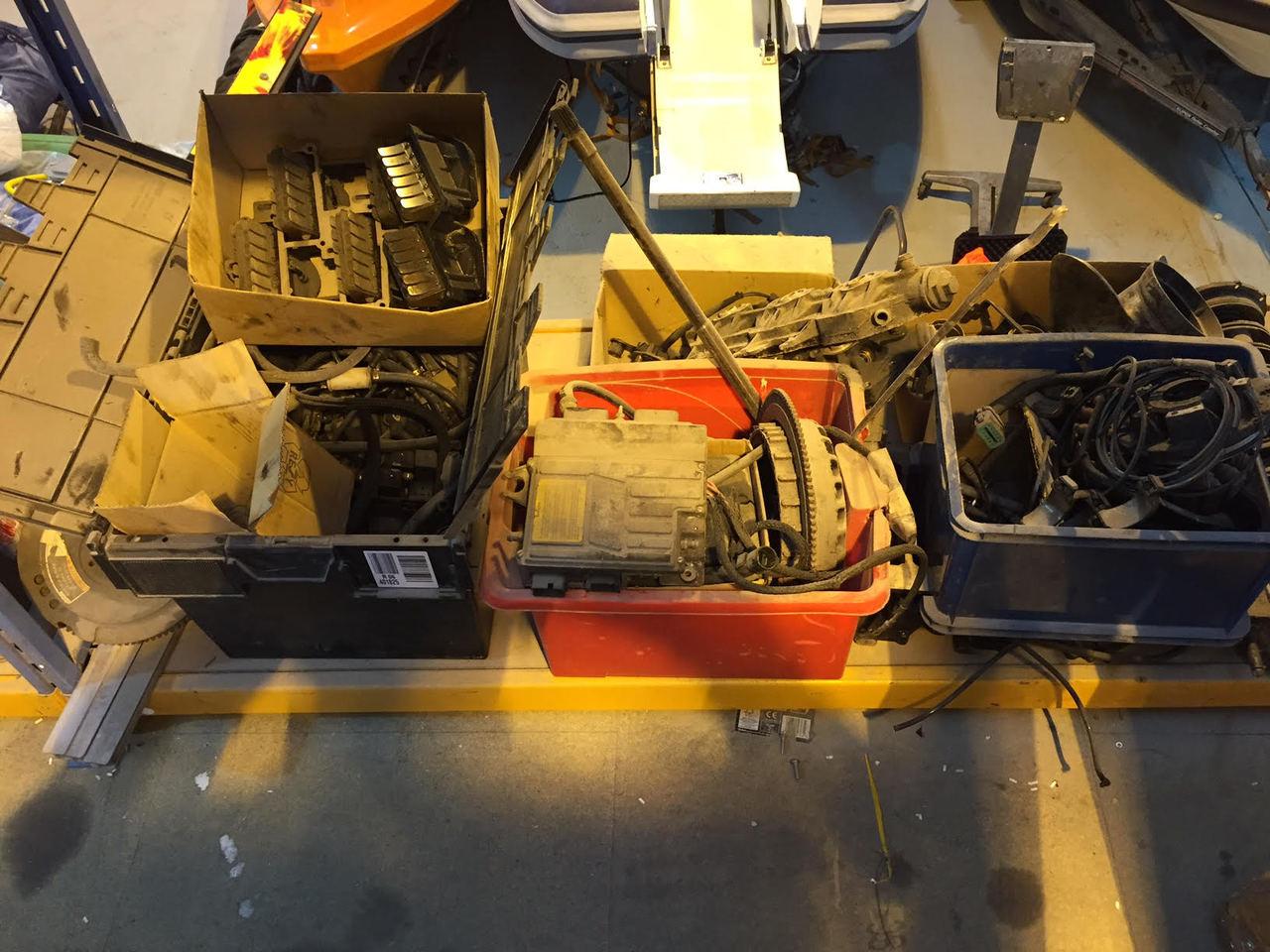 Evinrude 200hp FICHT Parts