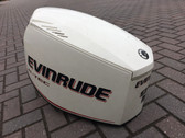 Evinrude 90hp E-Tec Cowling Slight Damage
