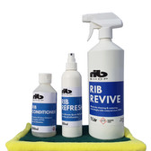 The Works Rib Cleaning Kit