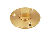 Brass Drain Bung Square Nut Head