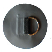 Hypalon D-Ring Patch 115mm