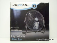 Heller Floor fan 40cm