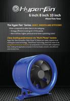 HyperFan 150mm