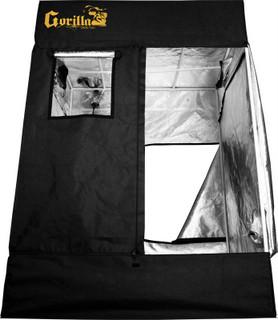 & Gorilla 5x5 Grow Tent Complete Kit Digital Ballasts