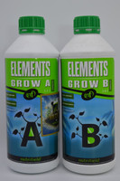 Nutrifield Elements 1L A+B Grow