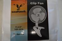 """Sea Hawk Clip fan 6"""""""