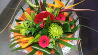 6.Tropical Bouquet