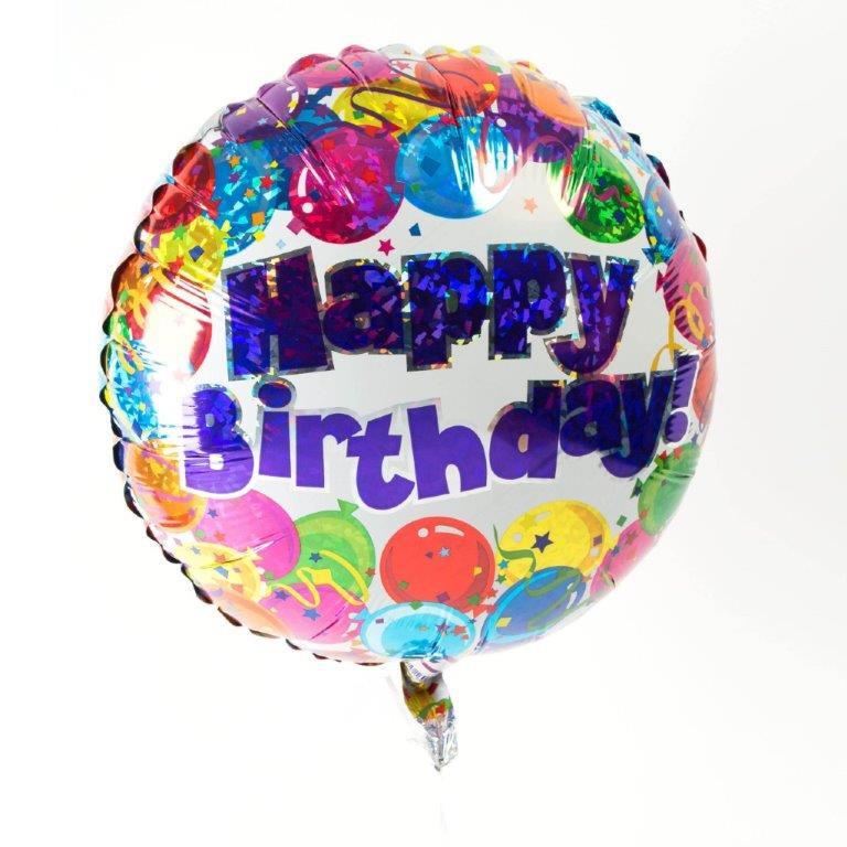 Happy Birthday Balloon Price 450 Image 1