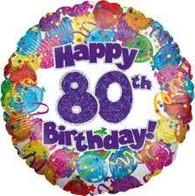 80th Balloon